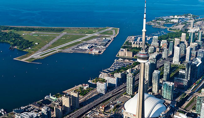 Billy Bishop Toronto City Airport Limousine Service