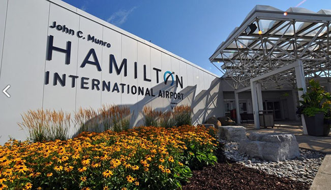 John C. Munro Hamilton International Airport Limousine Service