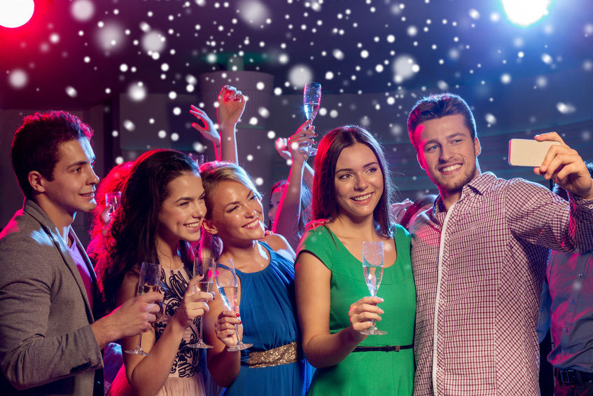Rent A Holiday Season Limo For An Office Party or Department Lunch
